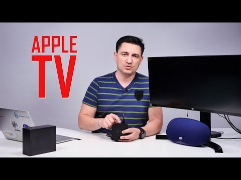 UNBOXING & REVIEW - Apple TV generația a 4-a