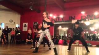 Drop That Kitty-Ty Dolla $ign ft. Charli XCX &Tinashe| choreo by Nika Kljun