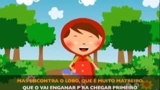Capuchinho Vermelho | Jardim de Infância Vol. 4