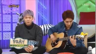 FTISLAND - Hongki & Jonghoon PRAY Acoustic Live Cut