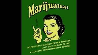 chanson sur le cannabis