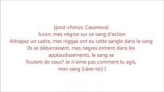 6ix9ine - 50 cent - Uncle Murda- Casanova, GET THE STRAP Traduction  en français#kamissoko