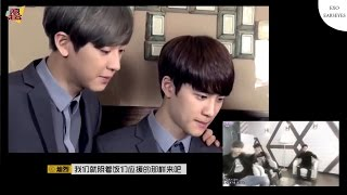 [ENG/THAI] EXO React to CALL ME BABY Live Performance