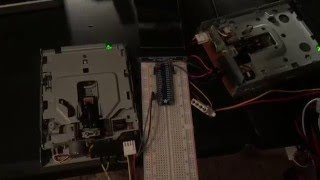 Star Wars - Cantina Band (on floppy drives)