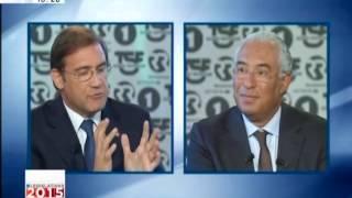 """Pedro Passos Coelho: """"Tem de dizer quais são as prestações sociais afetadas"""""""