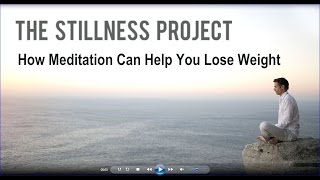 How Meditation Can Help Lose Weight