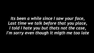 Denace, Sorry, Lyrics