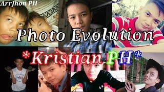 Evolution of Kristian PH (2011-2018)