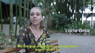 1 Minuto pelos Direitos Humanos | Lúcia Ortiz