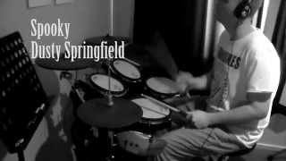 """""""Spooky"""" Dusty Springfield Drum Cover"""