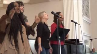 Rhiannon Giddens & Friends Sing Against HB2 in NC