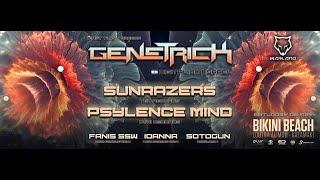 Sunrazers-live ((Bikini beach Αθηνα))