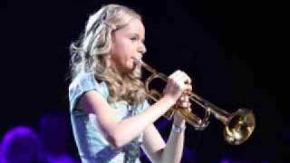 Melissa Venema (14 years) plays You raise me up