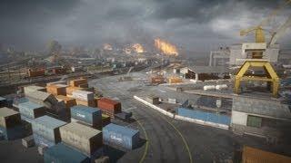 Battlefield 3 Noshahr Canals Frag Movie