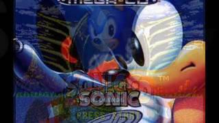 -MASHUP- Tidal Superstar (Pras vs Sonic CD) Happy Birthday Sonic !