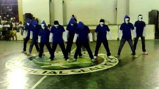 Cyber Squad Dancers 2011 Guest Appearance