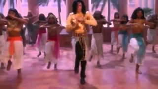 Michael Jackson baila El Tiburón