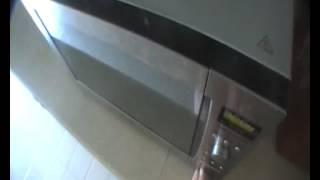 DIY Sound Effects (2) Opening Microwave Oven Door
