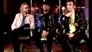 Bee Gees - Entrevista no SBT