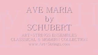 Art-Strings of New York | Ave Maria - Beautiful Unity Candle Lighting Wedding Ceremony Music