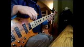 Te voy a amar Bass Cover (Pesado Directo 93-03)