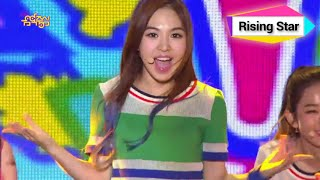 Red Velvet - Happiness, 레드벨벳 - 행복, Music Core 20140816