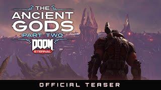 DOOM Eternal DLC \'The Ancient Gods, Part Two\' teaser trailer