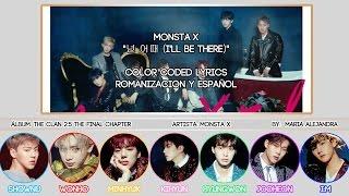 "MONSTA X (몬스타엑스) ""넌 어때 (I'II Be There)"" [COLOR CODED] [ROM SUBESPAÑOL LYRICS]"