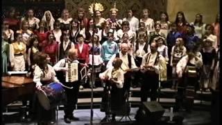 International Children's Choir - Jovano Jovanke - 1998 Tour