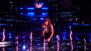 Christina grimme - i won't give up (the voice)