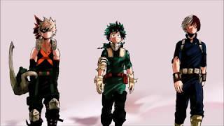 Boku no Hero Academia Season 2 OST - Worthy Rival, Written and Read as Friend (好敵手と書いて「とも」と読む)