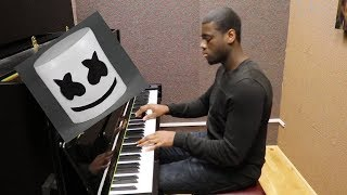 """Project Dreams"" - Marshmello x Roddy Ricch (Piano Cover) - Patrick Yeboah"