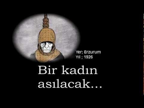 Bir Kadın Asılacak... YIL 1926 Yer Erzurum... Kadının Suçu Ne? Şapka Kanunu'nu Tenkit Etmiş