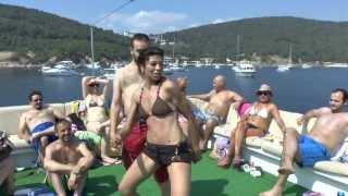 Dancextremo Tekne Gezisi 2013 - Vol.II