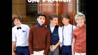 One Direction - Little Things (Audio)
