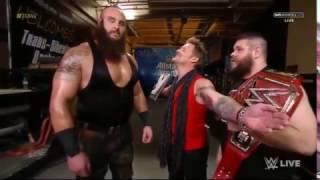 Chris Jericho: Squash down man!