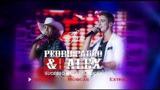 Vinhedo 2016 Show Pedro Paulo e Alex