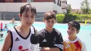 VIII Campus Inclusivo de Baloncesto Fundación Real Madrid 2