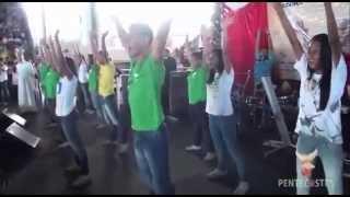 Ministério de dança HG - Pentecostes 2014
