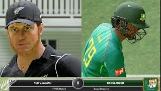 New Zealand vs Bangladesh : 3rd ODI 2019 | NZ vs Ban ODI Series 2019 || Ashes Cricket