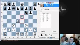 LIVE EDITION: GM Fabiano Caruana vs IM Greg Shahade