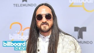 New Steve Aoki and BTS Collaboration On The Way | Billboard News