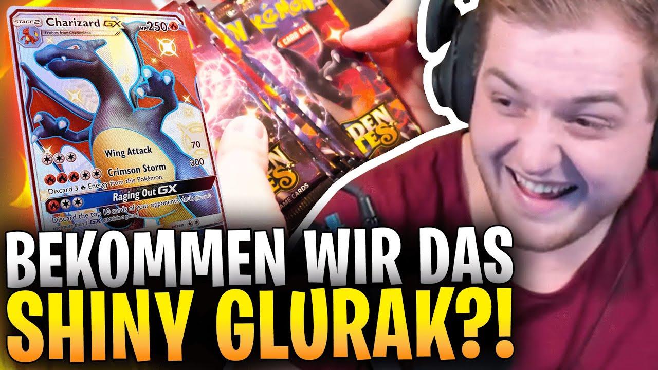 Trymacs - 😎😮ICH bin noch NICHT süchtig! | BEKOMMEN wir den HEFTIGEN PULL?! | Pokemon HIDDEN FATES Opening!