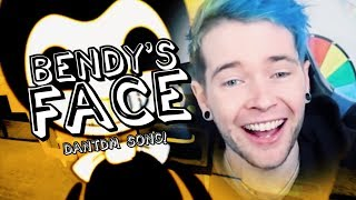 """BENDY'S FACE"" (DanTDM Remix) | Song by Endigo"