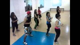 promise - usher feat romeo santos (coreografia Sandunga Fitness con carlos el safary
