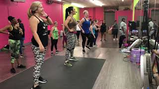 """""""Lil Bebe"""" by DaniLeigh - Dance2Fit With Jessica Bass James (KILLER LEG SONG)"""