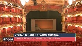 Visita guiada en el Teatro Arriaga