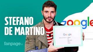 Stefano De Martino, Amici, Santiago, prima, Belén: il ballerino risponde alle domande di Google