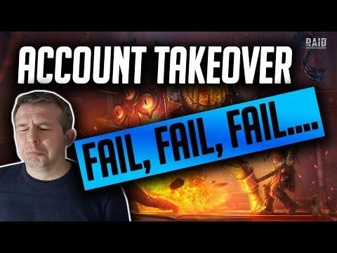 ACCOUNT TAKEOVER FIREKNIGHT OVERHAUL! | Raid: Shadow Legends