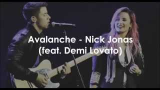 Avalanche - Nick Jonas (feat. Demi Lovato) [LEGENDADO/PT]